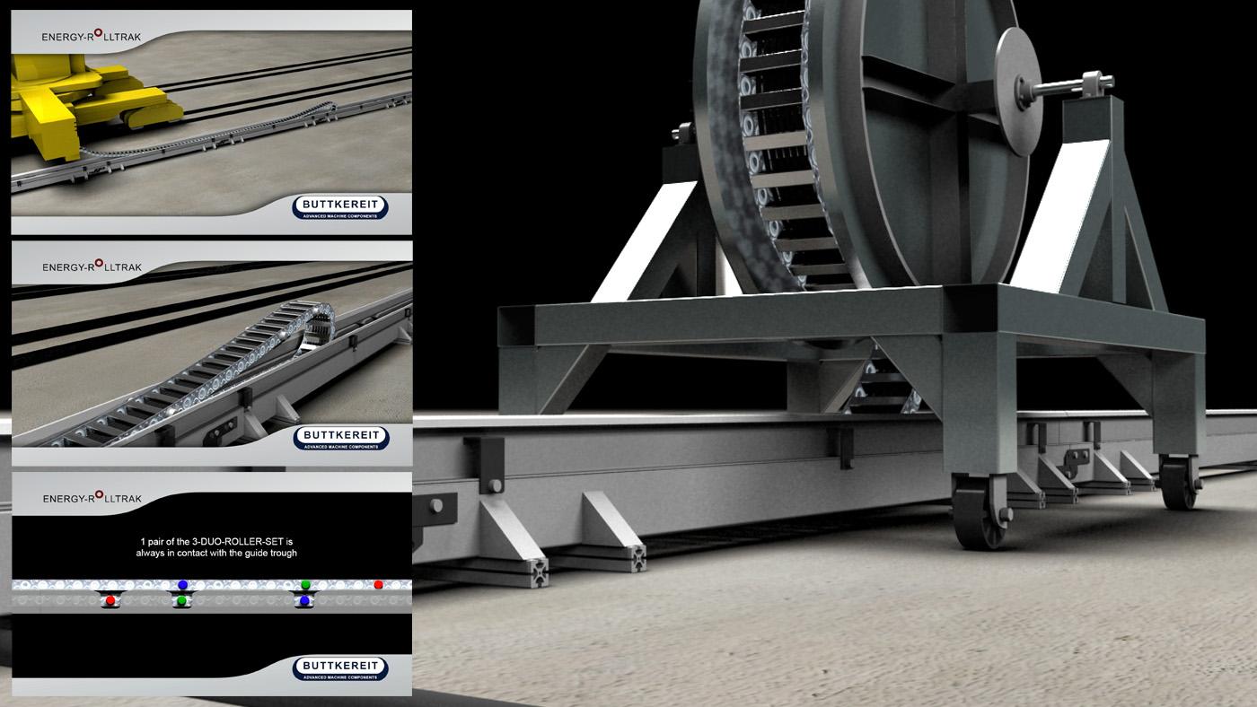 3d engineering rolltrack