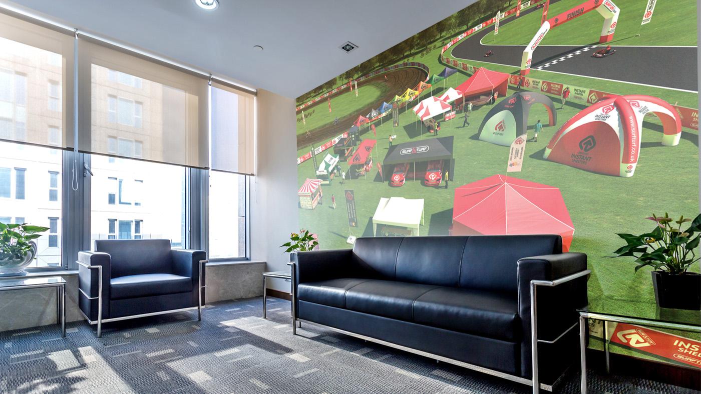 3d wallpaper product range